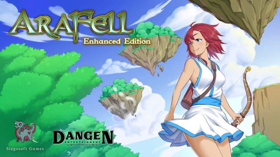El rol japonés de Ara Fell: Enhanced Edition llegará a Xbox One y PC