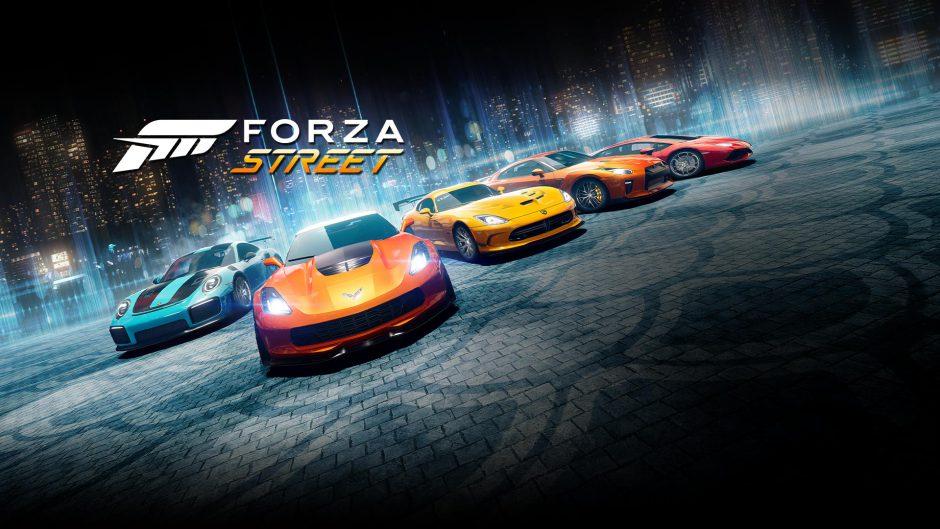 Forza Street llega a Android y dispositivos Samsung Galaxy