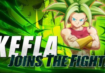 Dragon Ball FighterZ muestra un espectacular gameplay de Kefla