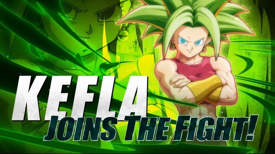 Bandai Namco muestra el trailer de Kefla en Dragon Ball FighterZ
