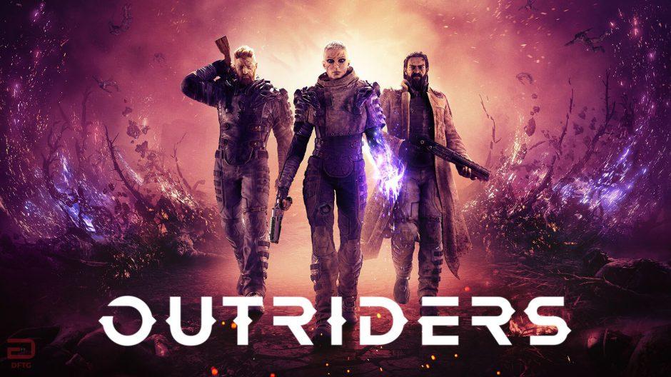 Los primeros gameplay de Outriders se desvelarán el 13 de febrero
