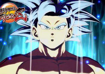 Goku Ultra Instinto demuestra su poder en el nuevo tráiler de Dragon Ball FighterZ