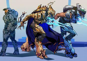 Publicadas piezas de arte conceptual nunca vistas de Halo 5: Guardians