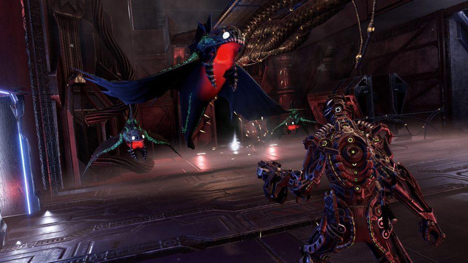 El nuevo soulslike Hellpoint llegará a Xbox One el próximo 16 de abril