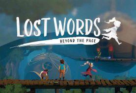 Lost Words: Beyond the Page ya tiene fecha de lanzamiento