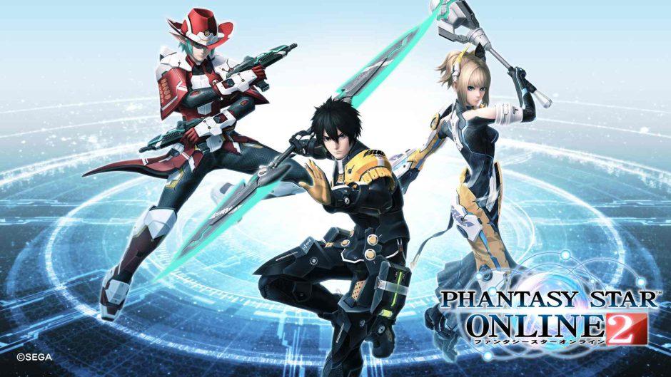 Te contamos cómo participar en la beta de Phantasy Star Online 2