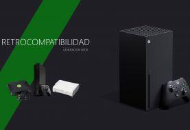 Así funcionará la retrocompatibilidad en Xbox Series X