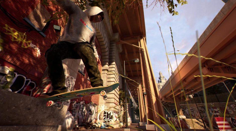 Session, el nuevo título de Skate de Nacon Gaming, llegará a la vez a todas las plataformas