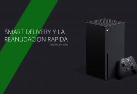 ¿Que son y para que sirven los modos Smart Delivery y Reanudación rápida de Xbox Series X?