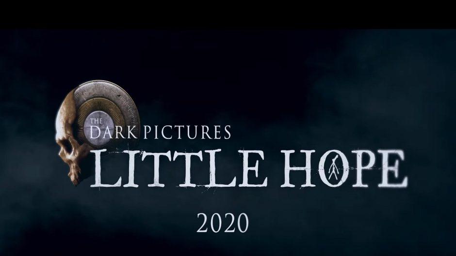 Nuevo y extenso tráiler de The Dark Pictures: Little Hope