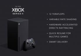 La memoria RAM de Xbox Series X permitirá transiciones instantáneas