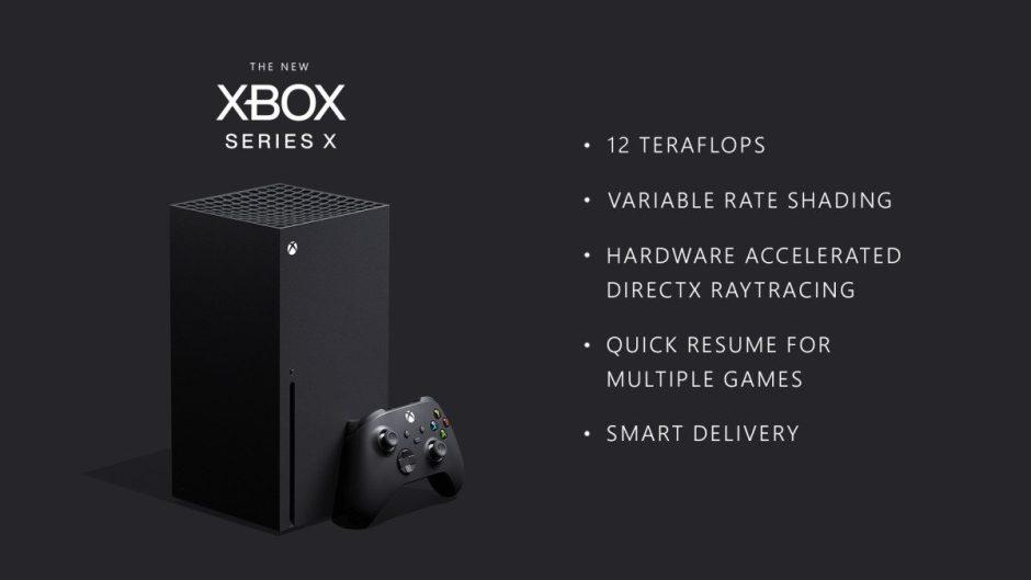 Un vídeo de YouTube muestra la arquitectura de Xbox Series X en movimiento