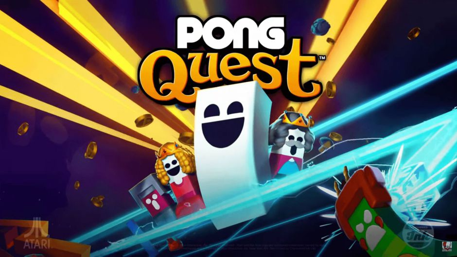 Atari anuncia PONG Quest, el regreso del mítico Pong en forma de RPG