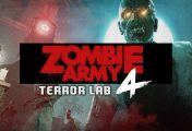 Impresiones de Terror Lab, primer DLC de Zombie Army 4