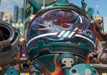 Mekko el delfín y otras novedades llegan a Bleeding Edge con un nuevo parche