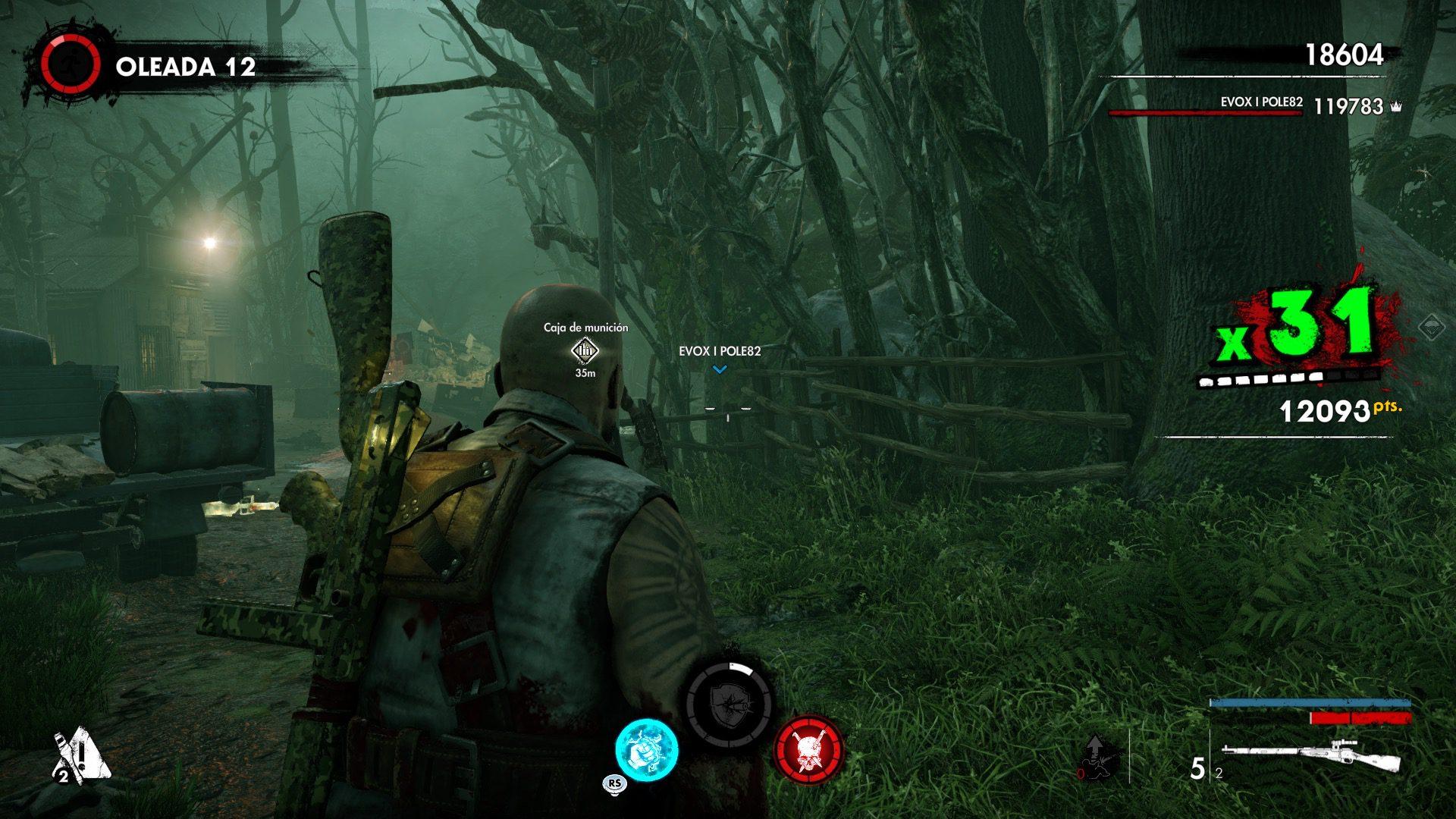 Zombie Army 4 - Terror Lab