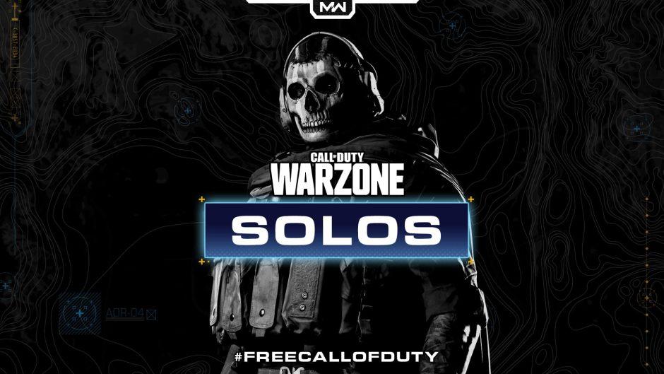 Call of Duty: Warzone añade el modo Solos