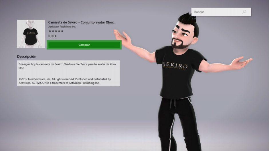 Viste a tu avatar de Xbox con estas prendas gratuitas