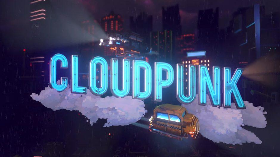 Cloudpunk ya tiene fecha de salida en PC, llegará a Xbox One más tarde