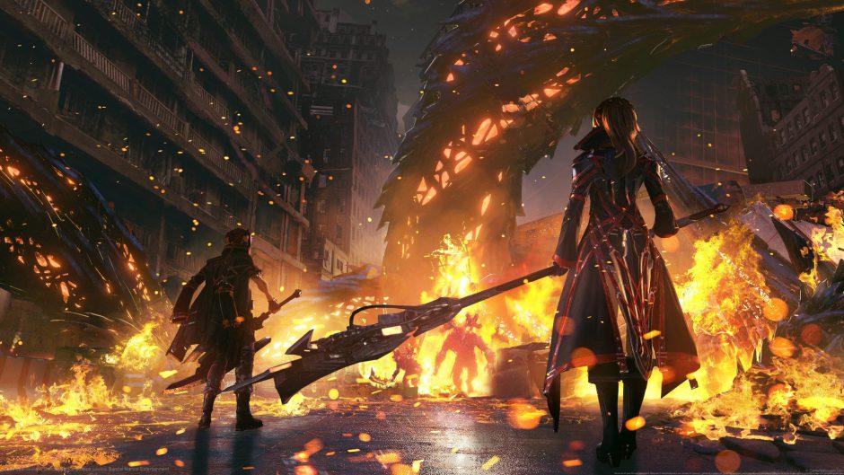 Lord of Thunder, el nuevo DLC de Code Vein, ya está disponible