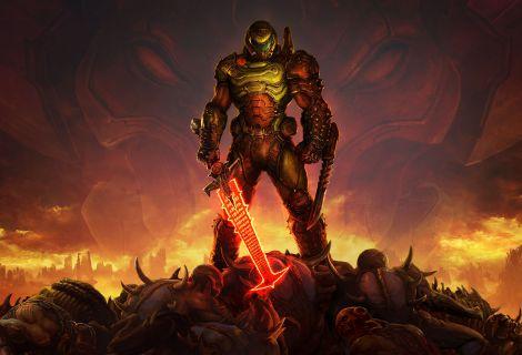 Doom Eternal ya generó 450 millones de dólares desde el lanzamiento