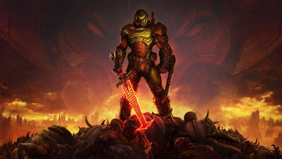 DOOM Eternal muestra las primeras imágenes de su campaña DLC