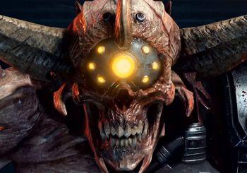 Primer gameplay de Doom Eternal corriendo en una RTX 3080