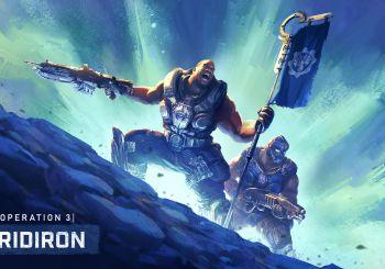 """La """"Operación 3"""" de Gears 5 recibe el nombre de """"Gridiron"""" y llegará el día 31 de marzo"""