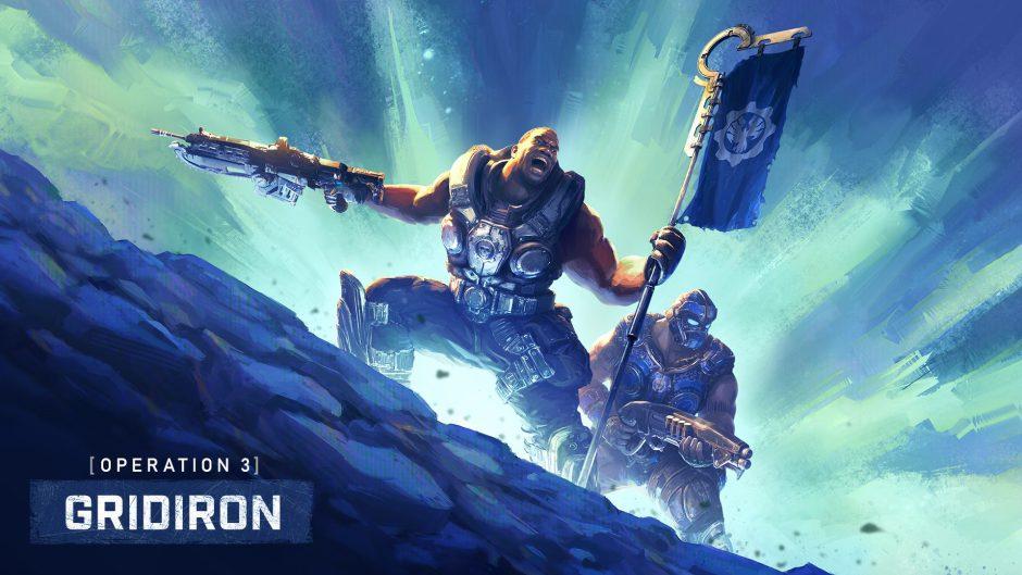 Mostrados al detalle el nuevo mapa y algunas ejecuciones de Gears 5