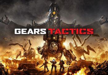 Gears Tactics llega a consolas el 10 de noviembre
