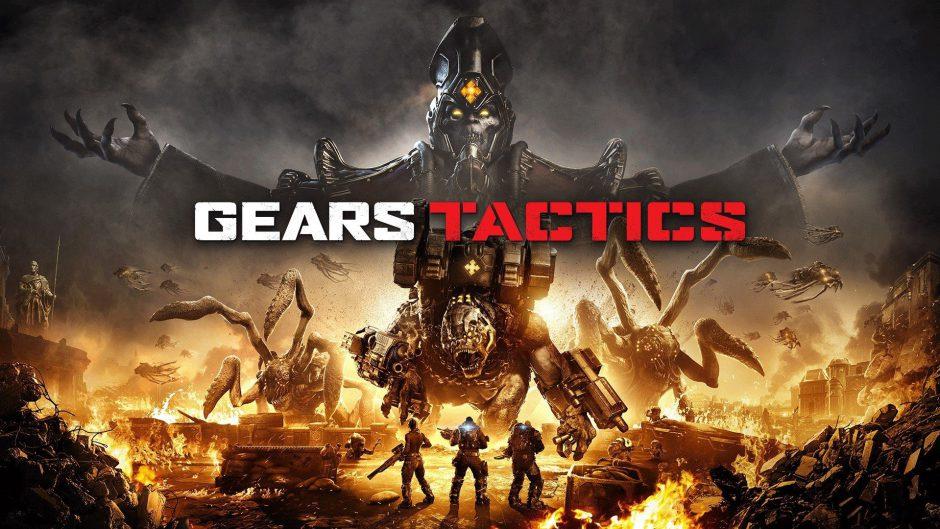 Gears Tactics llegará completamente localizado al español