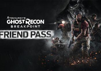 Ubisoft presenta el Friend Pass de Ghost Recon Breakpoint