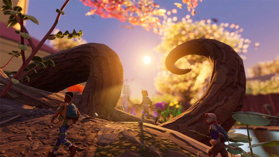 Obsidian muestra el primer gameplay de Grounded