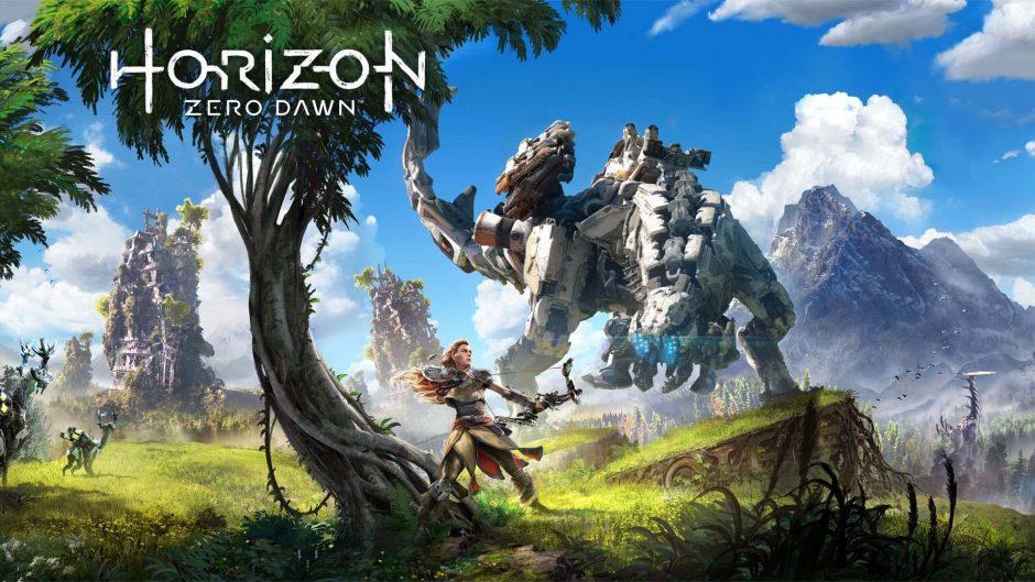 Nuevo y extenso gameplay de Horizon Zero Dawn en PC