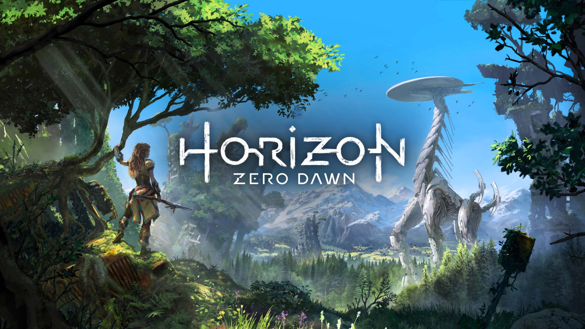 Horizon Zero Dawn GX