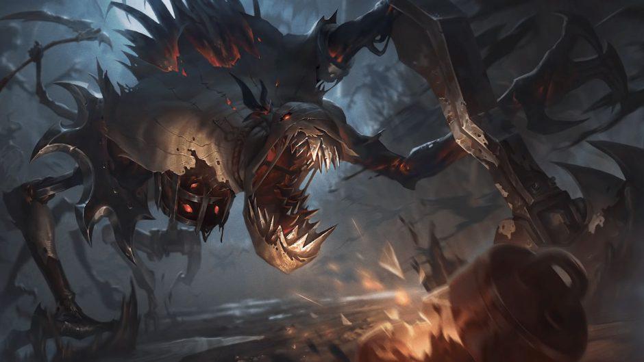 Así es el nuevo Fiddlesticks que causará el terror muy pronto en League of Legends