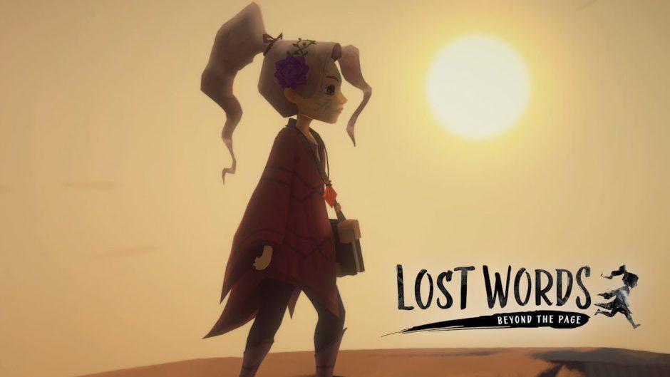Lost Words: Beyond the Page recibe un nuevo tráiler