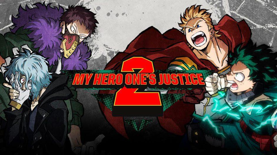 Hawks llegará a My Hero One's Justice 2 vía DLC
