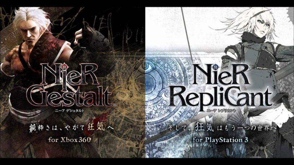 Las versiones de Nier Gestalt y Nier Replicant remasterizadas podrían estar muy cerca
