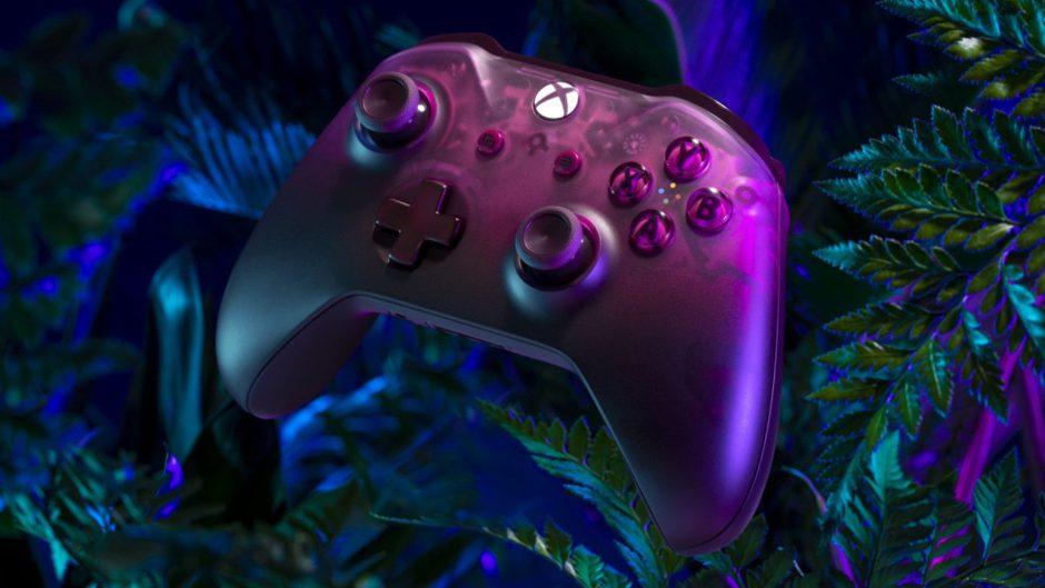 Presentados dos nuevos mandos para Xbox: Phantom Magenta Special Edition y Artic Camo Special Edition