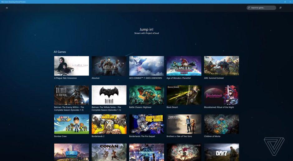 Aparece por sorpresa la aplicación de Xbox Game Streaming en la tienda de Windows