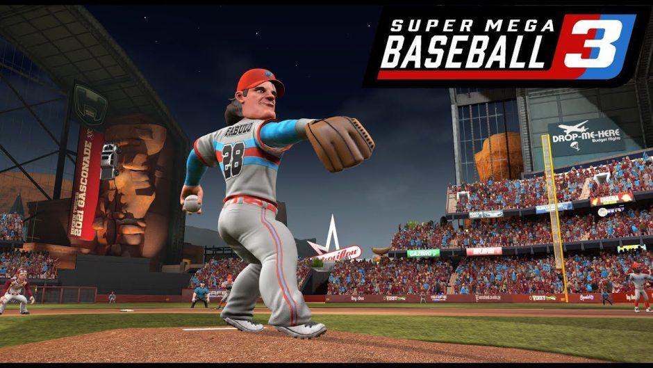 Así es el nuevo tráiler de Super Mega Baseball 3