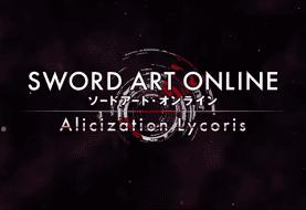 Sword Art Online: Alicization Lycoris nos muestra un nuevo gameplay