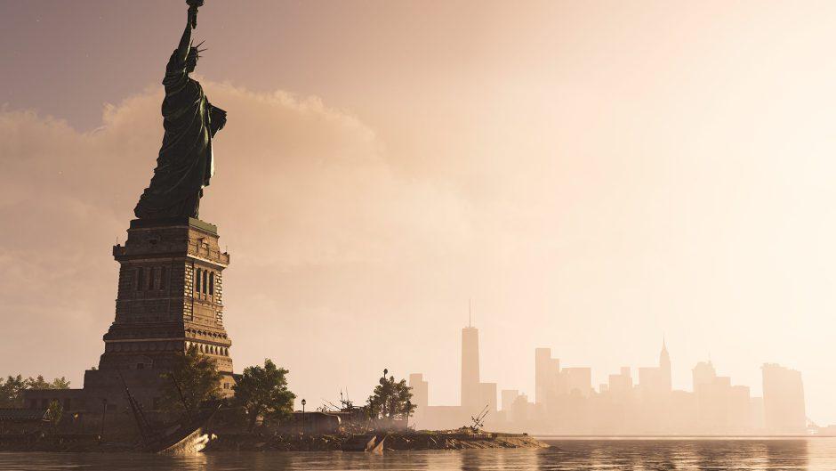 Comparativa: New York en la realidad vs New York en The Division 2