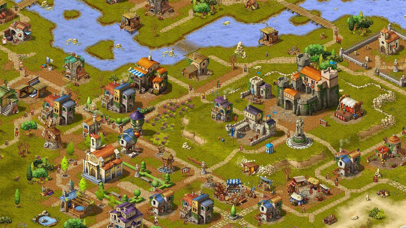 Townsmen 01 GX