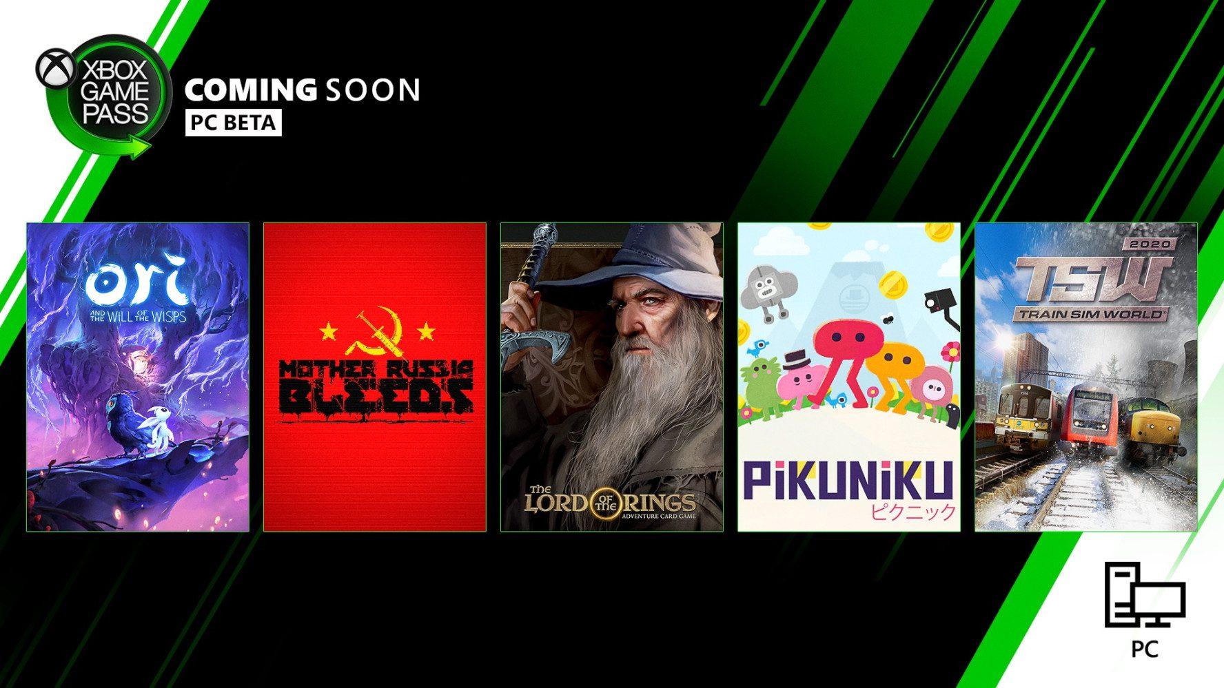 Xbox Game Pass PC también añade hasta 6 novedades en marzo