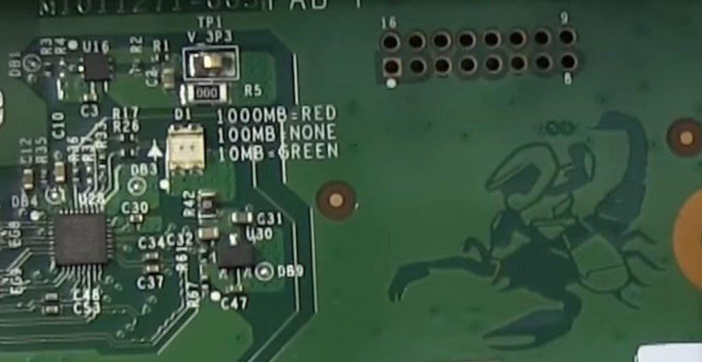 Xbox One X Project Scorpio Engine generacionxbox