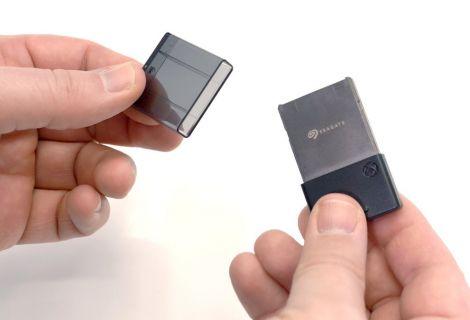 La tarjeta de expansión SSD de Seagate para Xbox Series X/S con casi 50€ de descuento