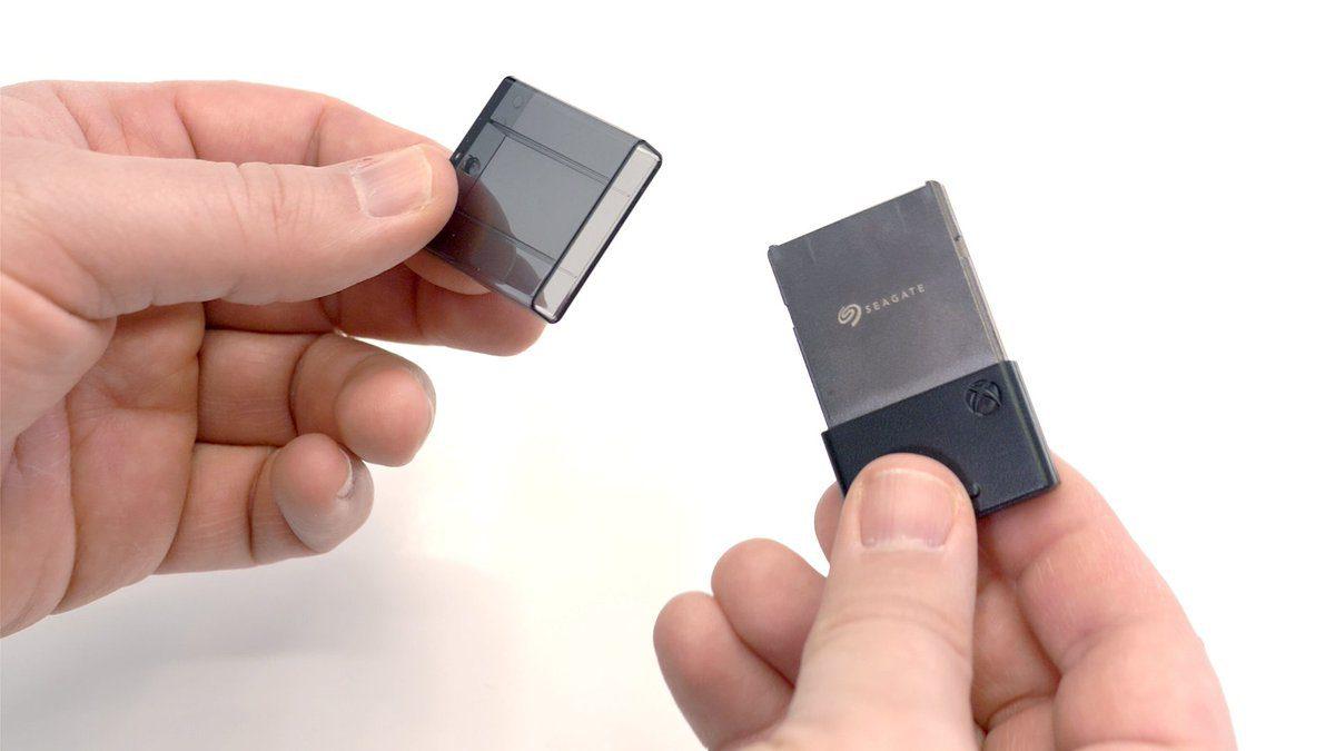 Seagate - Xbox Series X Memory Card