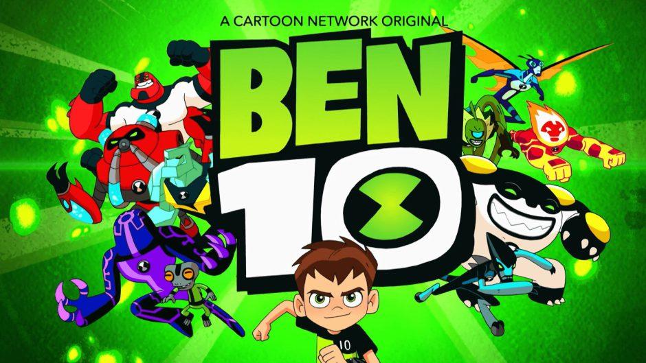 Un nuevo juego de Ben 10 llegará el próximo otoño